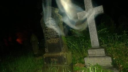 Apparition sur une Tome du Yorkshire