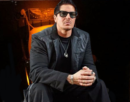Zak Bagans et le Rocking-Chair du Diable