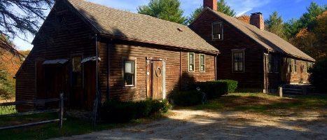 La Hantise de la Maison d'Harrisville