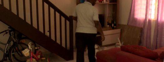 Un Poltergeist en Guyane