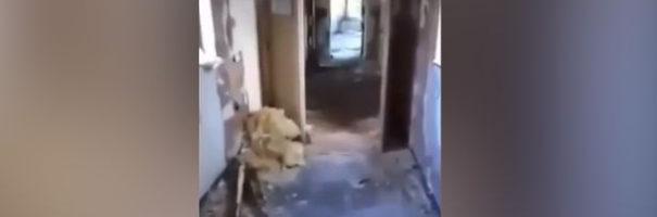 Fantôme dans un Ancien Hôpital Psychiatrique